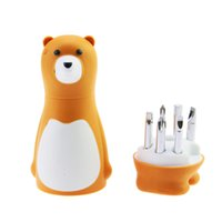 Wholesale High Quality Hardware Tool Hand Tools Brown Original Little Bear Screwdriver Set for Home Used Hand Tools