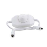 Wholesale mini led dimmer - Dimmer 12V, 24V Mini LED Helligkeit Einstellschalter Dimmer Controller für 3528 5050 5630 Einzelfarbe LED Streifen Licht Dimme