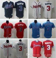 Atlanta Braves  3 Dale Murphy Baseball Jerseys Throwback Mitchell   Ness  White Red Blue 1980 Cooperstown Collection Mesh MLB Jerseys cheap ... c2571c76b