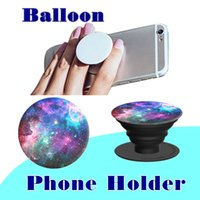 Wholesale New Innovative - 2018 air bag support general purpose new innovative mobile phone support ring support simple fashion factory direct sales SJZJ-1