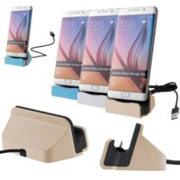 Wholesale Dock Cradle For Apple Iphone - Essential Smart Phone Accessories Charger Charging Dock Cradle Stand Station + Cable For Various Android Phone Free Shipping