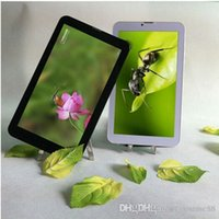 Wholesale Cheap 1g Usb - Cheap 9 inch 3G phablets Android 4.2.2 MTK6577 Dual Core 1G RAM 8GB ROM with GPS Bluetooth MID