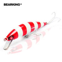 Wholesale sinking minnow lures online - A Fishing Lures Hot Selling Colors Minnow Bearking Mm G Super Sinking Bass Hard Bait