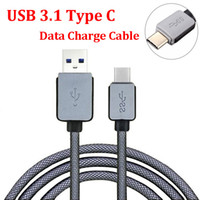 Wholesale Mx Phones - Free Shipping 1M USB 3.1 Type-C Data Charge Charging Cable for OnePlus 2 ZUK Z1 Xiaomi 4C MX Pro5 LeTV Phone