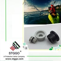 Wholesale Stand Up Paddling - Stand up paddle board Retro-fit Vent Plug IP67 IP68 IP69K release pressure and balance difference inside enclosure vavle