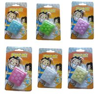 Puchi Puchi Llavero Puti Electronic Bubble Keyring Pop Decompress juguetes Puchi Llavero Anti Stress Juguetes KKA2775