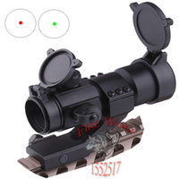 Wholesale M3 Scope - 2016 new Best Quality Good M3 Type Red Dot Hunting Scope Collimator Sight Rifle Reflex for Shooting