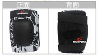 Wholesale Professional Skateboard Knee and Elbow Protection for Fresh skater and longboard skater wearing