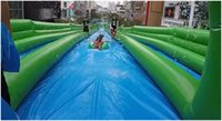 Slides outdoor inflatable slides - water slide Pipe Slide water slide Extreme large outdoor inflatable recreation M long playing in summer paying on the park