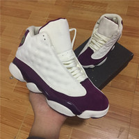 Com caixa Top Quality Wholesale retro 13 GS Bordeaux Athletic basketball sapatos sapatos para homens Olive Black Army Green Italy Blue Sneakers