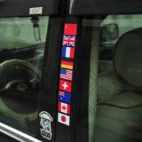 Wholesale Laptop Logo Stickers - Swiss Flag Switzerland Ho Car Auto Motorcycle Logo Decal Set Sticker Scratch Off Cover Ipad Notebook Laptop Handy Car Styling