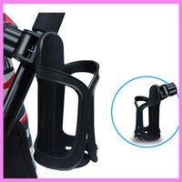 Wholesale baby bicycle stroller - General Type Baby Stroller Cup Holder for Pram Bicycle Cup Holder Rotate Cup Bottle Holder Baby Umbrella Stroller Accessories