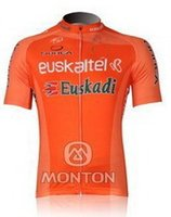 Wholesale Euskaltel Team - 2012 Euskaltel Euskadi PRO TEAM ONLY SHORT SLEEVE SHIRT CYCLING JERSEY CYCLING WEAR SIZE:XS-4XL A10