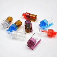 Wholesale Trading Bottles - Glass bottle kit 36MM high glass pipe foreign trade export boutique storage bottle pill box fast shipping F20172006