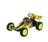 DHL Free High Speed ​​RACING Cars 1:32 Micro RC Off-Road Car RTR 20km / H Resistente ao impacto PVC Shell Drifting Car Tiny RC Vehicle Toys