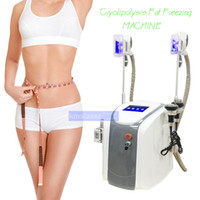 Wholesale Coolsculpting Machines - Portable cryolipolysis fat freezing slimming machine coolsculpting cryolipolysis Ultrasound RF liposuction lipo laser machine