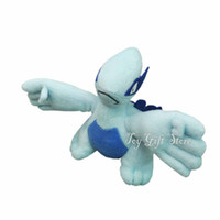 "Wholesale Stuffed Lugia - Free Shipping Cute lugia 5"" 13CM Plush Doll Stuffed Animals Toy For The Children Gifts New"
