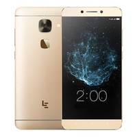 Wholesale S3 Tv Wifi - Original Letv LeEco Le S3 Mobile Phone MTK Helio X20 Deca Core 3GB RAM 32GB ROM Android 6.0 5.5inch FHD 16.0MP Fingerprint 4G LTE Cell Phone