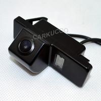 Wholesale Qashqai Camera - Auto Parktronic HD Car Reverse Backup Rear View Parking Camera For NISSAN QASHQAI X-TRAIL SUNNY PATROL Peugeot 307cross 308 408