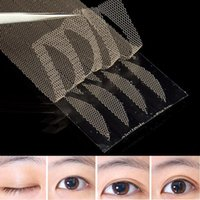 Wholesale Double Side Adhesive Eyelid Tape - Wholesale -New Hot sale Eyelid Stickers Double Eyelid Tapes Narrow Double Side Adhesive Technical Breathable Accessories free shipping