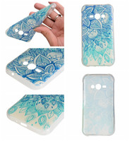 Wholesale Iphone Skin Tree - Soft TPU Case Forest Tree Fashion Bike Dreamcatcher Flower Cover Skin For Iphone SE 5 5S 6 6S Plus Galaxy S7 Edge A310 A510 A710 J110 J120