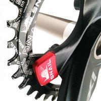 Wholesale Chain Wheel Crank - Wholesale-2016 New 5pcs set SNAIL 7075 Aluminum Bike Chain Wheel Nails Ultralight MTB Road Bicycle BMX Crank Plate Screws Crankset Nut