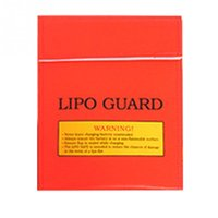 Wholesale Electric Battery Storage - New LiPo Battery Charging Protection Explosion-proof Safe Guard Storage Bag Large Small