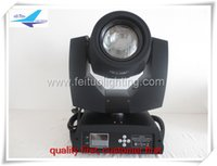 Wholesale 5r Beam - 2Xlot hot sell zoom moving head beam 5r stage light dj effect dmx beam 200 moving head
