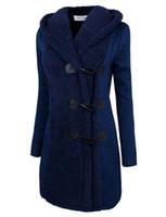 Canada Wool Duffle Coat Women Supply, Wool Duffle Coat Women ...