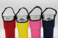 Wholesale Neoprene Holder - Water Bottle Case for 30oz Cup Neoprene Water Bottle Case Holder Carrier for 30oz Tumbler for Travel