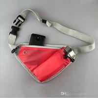 Wholesale Sky Blue Mp3 - 6PCS Shoulder Bags Cross Body Sports Mountaineering Bag Phone MP3 Storage Travel Waist Purse