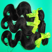 Wholesale low priced bundle hair resale online - Lowest price grade A natural color Body Wave Processed Hair weaving Indian Human Hair small bundles