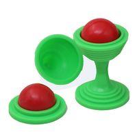Wholesale ball vase magic resale online - 50sets Big Ball And Vase cm Height Magic Tricks illusion Props Trucos Magic Kids Children Toy YH112