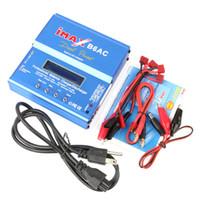 Wholesale Rc Battery Charger Nicd - IMAX B6AC RC Lipo LiIon LiFe Pb NiCd NiMH Battery Balance Charger US Plug