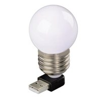 Wholesale Computer Desks Sale - Hot Sale 2015 High Quality Mini 5V USB LED Light Lamp Bulb For Computer Laptop PC Desk Room Light Energy-Saving LED USB Bulb