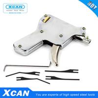 Wholesale Bumping Keys - Xcan! Lock Pick Gun Locksmith Tools Lock Pick Set Door Lock Opener Bump Key Padlock Locksmith tool
