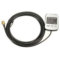 ingrosso antenna auto gps-Il più nuovo 3meter Car Auto GPS Attivo Connettore dell'antenna antenna remota Connettore 1575.42MHz SMA per 3M
