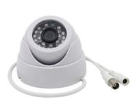 Wholesale High Resolution Ir Lens - AHD HD Camera 720P 960P CCTV Indoor Dome IR Cameras 1MP 1.3MP High Resolution CMOS 1000TVL IR-CUT 3.6mm lens