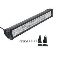 Wholesale Highlight Bar - 120w DC8-24 Bar White 8400LM Bars for Trucks Waterproof Ip67 Led Highlight 40LED Cree Offroad Car Working 1pcs JTCL209-ly