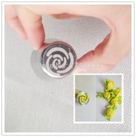 Wholesale icing for decorating cupcakes for sale - Group buy 100sets by DHL set Russian Tulip Nozzle Perfect For Cake Cupcake Decorating Icing Piping Nozzles russian rose nozzles tips