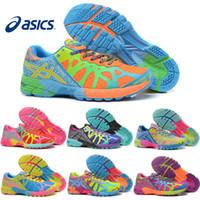 Wholesale Hot Box Train - Asics Gel-Noosa TRI 9 IX Women Running Shoes High Quality Cheap Training Hot Sale Walking Sport Shoes Free Shipping Size 5.5-8.5
