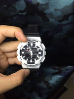 Wholesale Steel Harness - New leisure watch GAX-100-men's sports watch with boxes, LED chronograph, military watches, men's men's gifts, harness