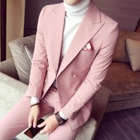 Slim Fit Double Breasted Tuxedos Canada | Best Selling Slim Fit ...