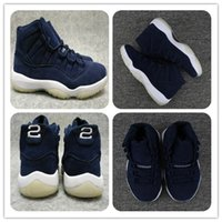 Air Retro 11 (xi) Pre Jeter RE2PECT Gymnastik Red Midnight Navy Basketball Schuhe Retro 11 Gewinne wie 82 Herren Sportschuhe Gewinne wie 96 Frauen Leichtathletik