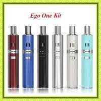 Wholesale Joy Cigarette - Joy-etech Ego One Kit 1100mah and ego one XL kit 2200mah E Cigarette VS EVIC VTC MINI with cubis Mooshot RTA