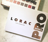 Wholesale Eye Shadow Palette 32 - 2016 New Limited Edition Cosmetics Lorac Mega Pro 3 Pro 2 Palette Eyeshadow 32 Colors Palette Shimmer Matte Brands Eye Shadow Palette Makeup