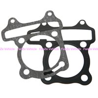 Wholesale Gy6 Gasket - Free shipping New Motorcyle scooter GY6 150 cylinder gasket kit <$18 no tracking