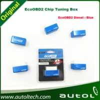 Wholesale Launch Car Diagnostic Computer - EcoOBD2 for diesel works based OBD2 protocols as remaping the Car's computer ECU Car Diagnostic Cables & Connectors