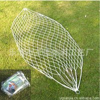 Wholesale Cotton Net Hammock - Free shipping Manufacturers selling single SJ-A32 cotton rope mesh hammock hammock indoor leisure swing hammock net