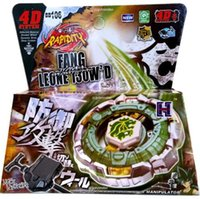 Atacado - Beyblade BB106 Fang Leone 130W2D 4D System
